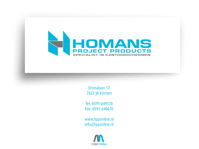 Homans Project Products